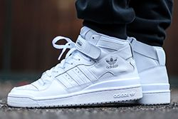 Adidas Forum Mid Triple White Thumb