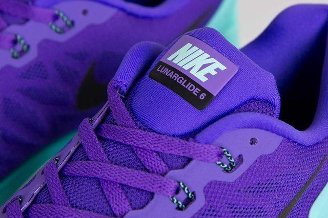 Nike Wmns Lunarglide 6 Hyper Grape 5