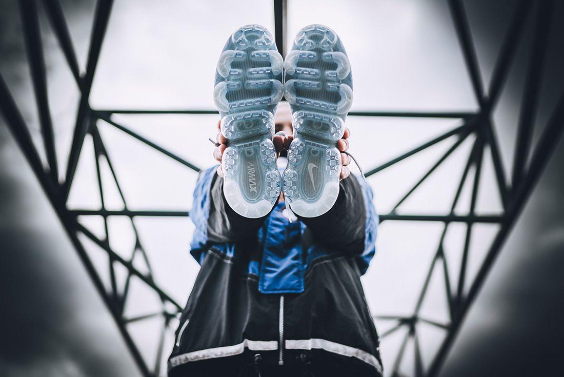 Nike Air Vapormax Pure Platinum On Feet 16