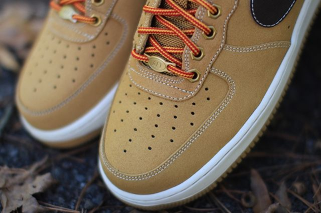 Nike Air Force 1 Low Wheat Workboot 1