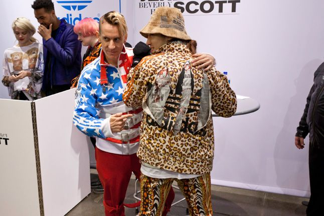 Jeremy Scott In Store Adidas Originals Soho New York 08 1
