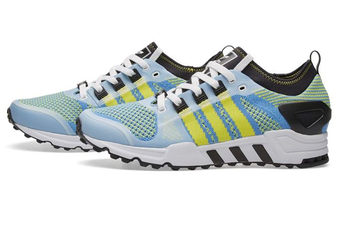 Adidas Palace Eqt Pk Blue Lateral Side