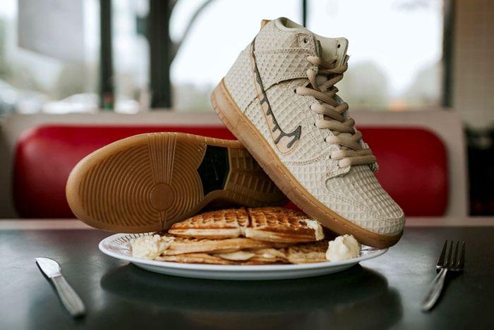 Nike Sb Dunk High Premium Waffles 1