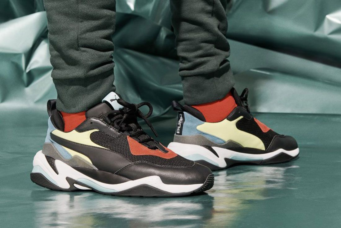 Sneaker Freaker Best Of 2010 2019 Puma Thunder On Foot