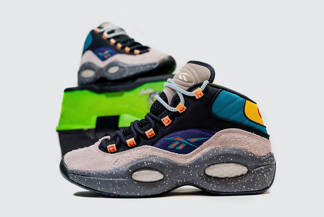 Nice Kicks x Reebok Question Mid Bubba Chuck