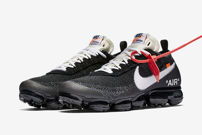 Virgil Abloh X Nike The Ten Sneaker Freaker 9