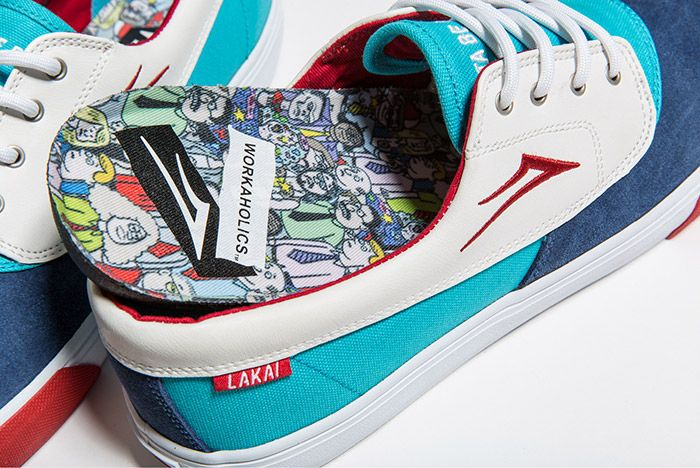 Workaholics Lakai Footwear Collection 6