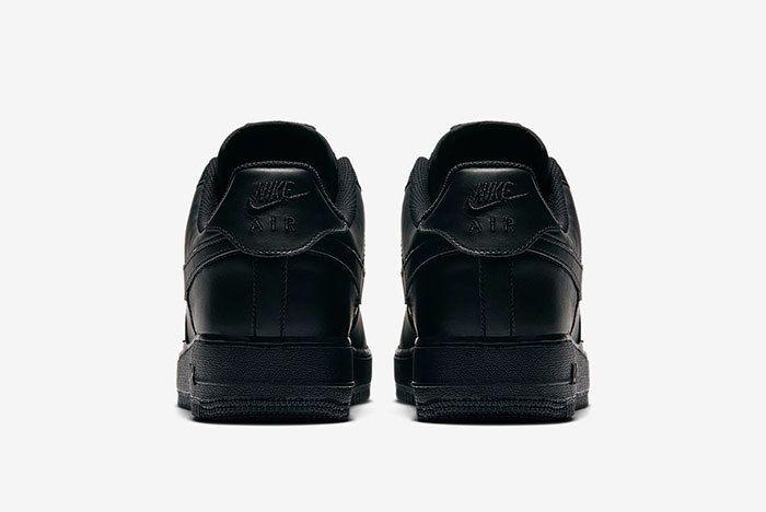 Nike Af1 Swoosh Pack Black Sneaker Freaker 2