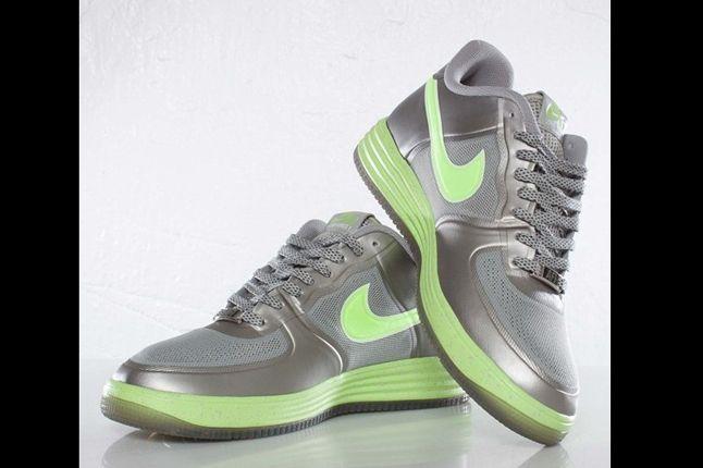 Nike Lunar Force 1 Fuse Granite Volt On Top 1
