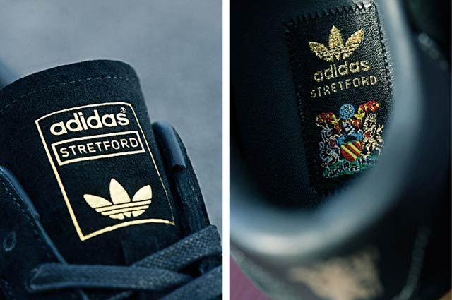 Adidas Stretford Manu3