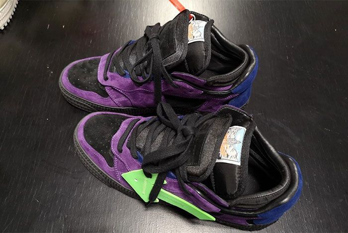 Virgil Abloh Off White 3 0 Off Court Lows Top