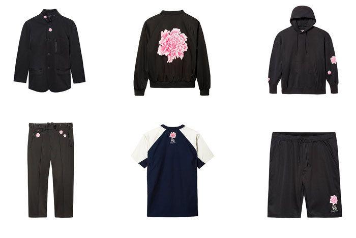 Adidas Yohji Collection