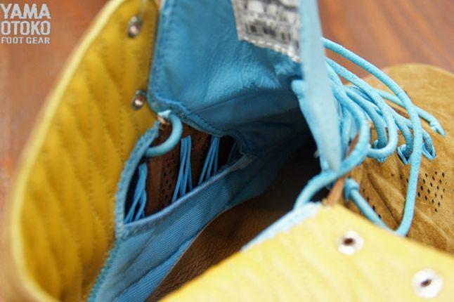 Nike Lebron X Brown Suede Inside 1