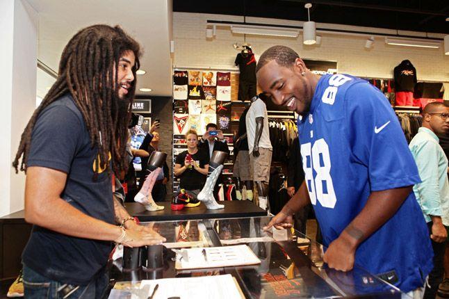 Nike Nfl Yardline Champs Store Hakeem Nicks 1