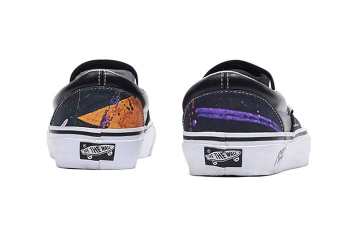 Robert Williams Vans Vault Classic Slip On 98 3