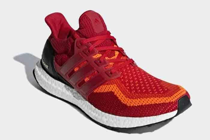 Adidas Ultraboost 2 0 Red 3