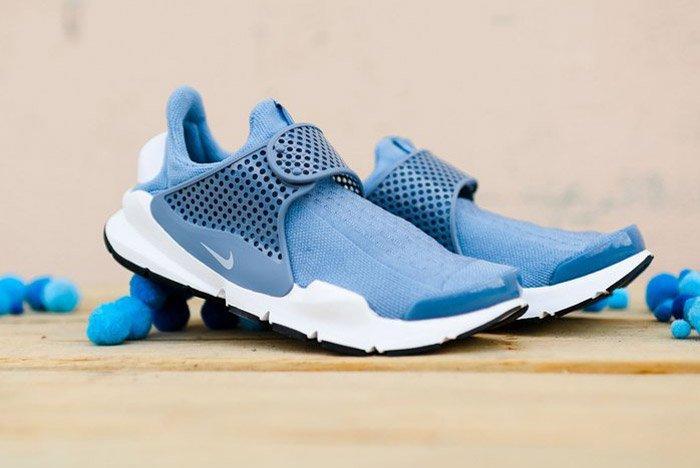 Nike Sock Dart Wmns Work Blue Wht 7 1024X1024