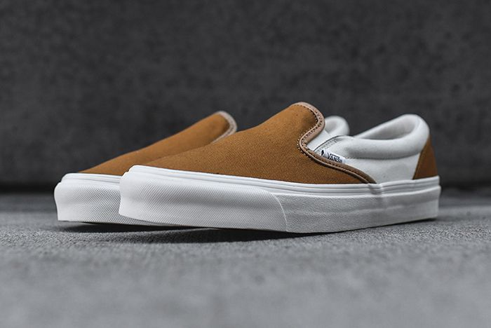 Vans Vault Golden Brown 2