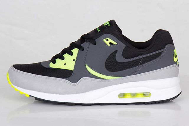 Nike Air Max Light Black Volt 1