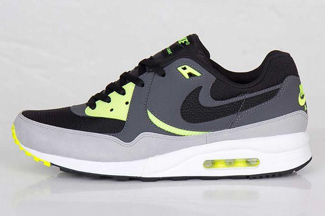 Nike Air Max Light Black Volt 1