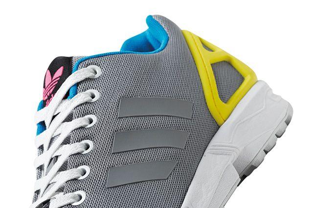 Adidas Originals Zx Flux Reflective Pack 9