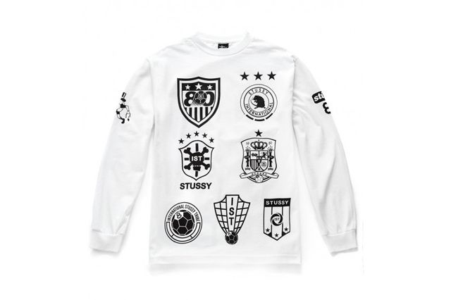 Stussy Ntrntnl Soccer Collection 1