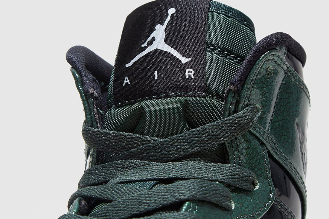 Air Jordan 1 Grove Green 2