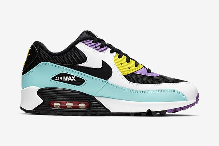 Air Max 90 Nike One Time Only Inspired Aj1285 0241 Side
