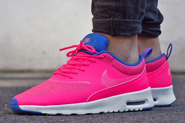 Nike Air Max Thea (Hyper Pink) Sneaker Freaker