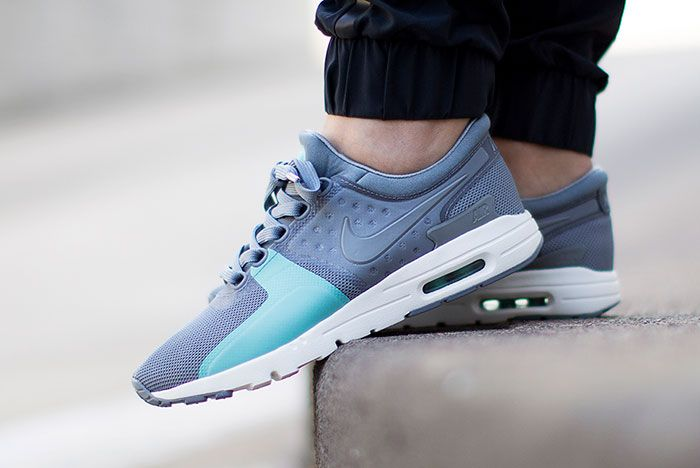 Nike Air Max Zero Wmns Grey Teal 1