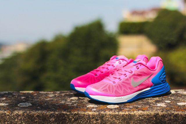 Nike Lunarglide 6 Gs Hyper Pink 8