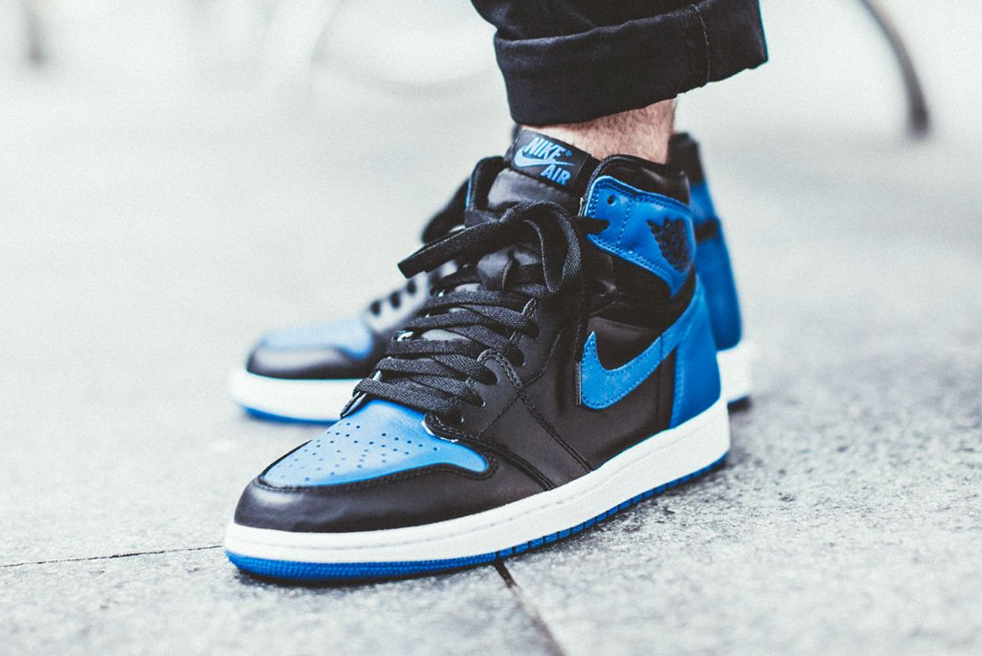Air Jordan 1 Royal 5