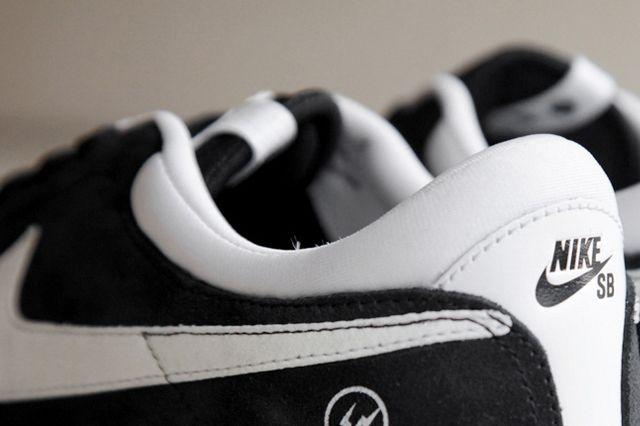Fragment Design Nike Koston Heels