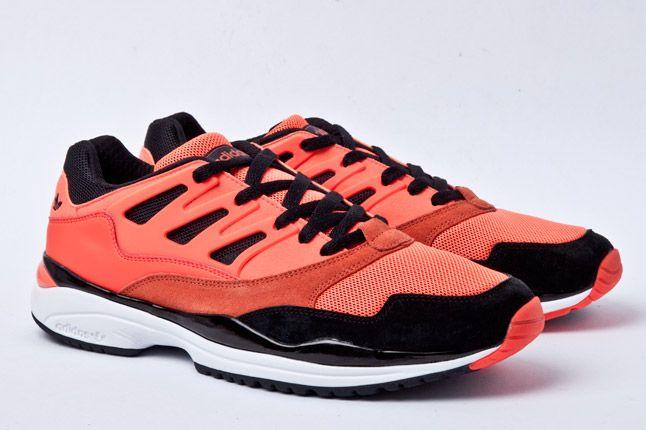 Adidas Torsion Allegra Infrared Pair 1