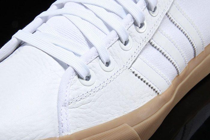 Adidas Matchcourt Rx White Gum 3