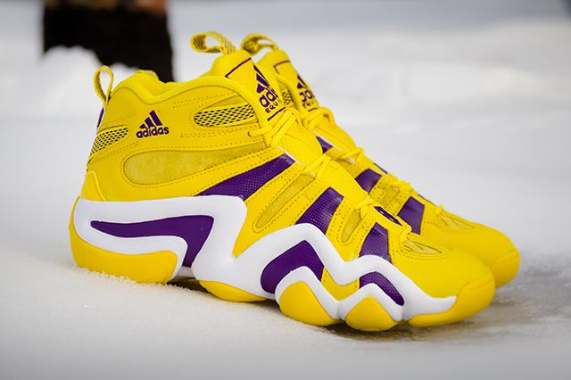 Adidas Crazy 8 Los Angeles Lakers 4