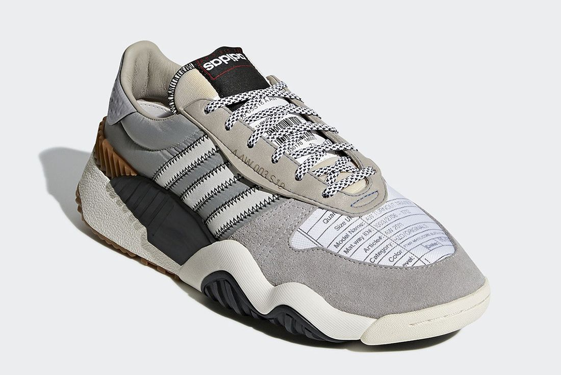 Alexander Wang X Adidas Turnout Trainer 112