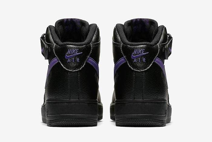 Nike Air Force 1 Mid Reflective Swoosh Pack 9