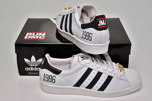 Run Dmc Sneaks