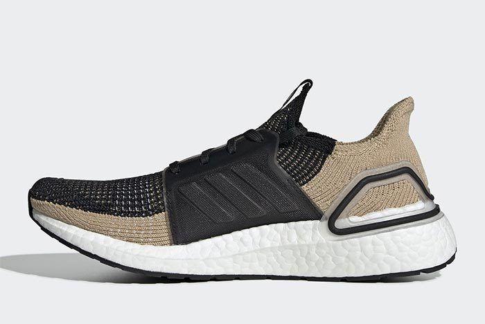 Adidas Ultraboost 2019 Clear Brown Side Shot 4