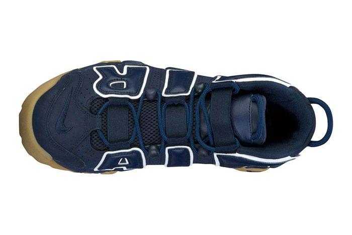 Nike Air More Uptempo Obsidian Blue Gum 3