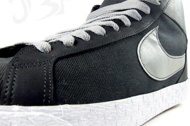 Jbf Custom Nike Blazer Stealth 1