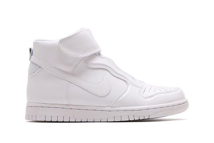 Nike Dunk Hi Ease Womens White 2