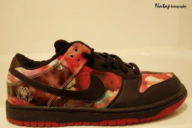 Nike Dunk Sb Tie Dye 3 1