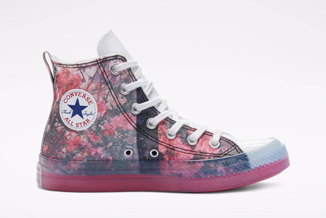 Shaniqwa Jarvis Converse Chuck Taylor All Star CX