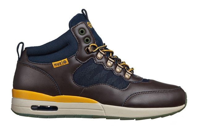 Huf Fw13 Collection Deliverytwo Footwear 13