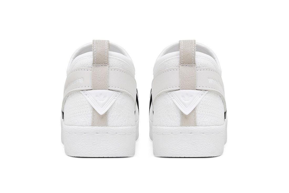 White Mountaineering X Adidas Superstar Slip On 8