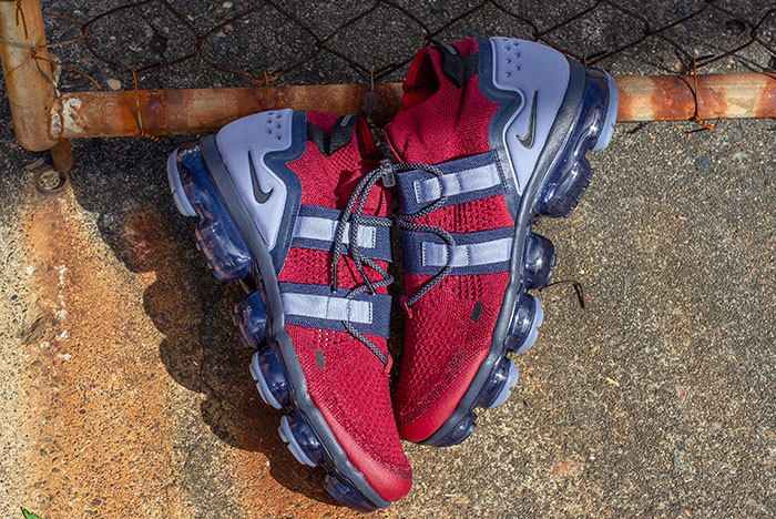 Nike Air Vapormax Utility Red 1