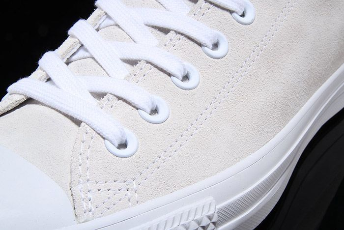 Converse Cons Chuck Taylor All Star Pro Cream Suede 4