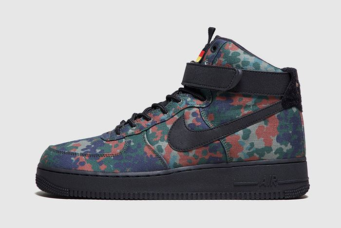 Nike Air Force 1 High Country Camo Germany 2